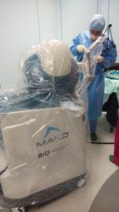 08-  Makoplasty RIO Robot